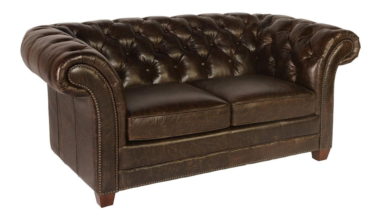 25 Best Chesterfield Sofas To Buy In 2017 in Leather and Cloth Sofa