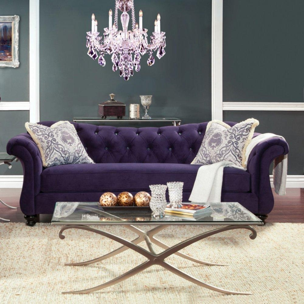 25 Best Chesterfield Sofas To Buy In 2017 Regarding Purple Chesterfield Sofas (Image 3 of 20)