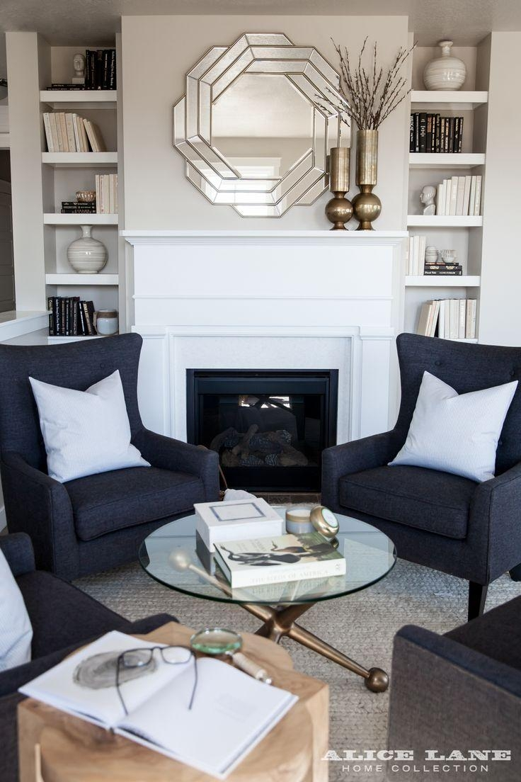 25+ Best Mirror Above Fireplace Ideas On Pinterest | Fake throughout Mirror Above Sofas