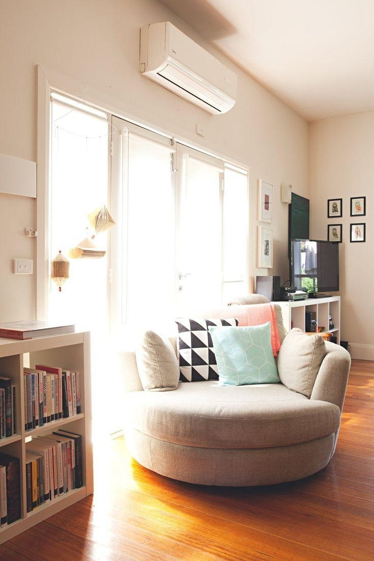 25+ Best Round Chair Ideas On Pinterest | Circle Chair, Bedroom With Regard To Bedroom Sofa Chairs (View 12 of 20)