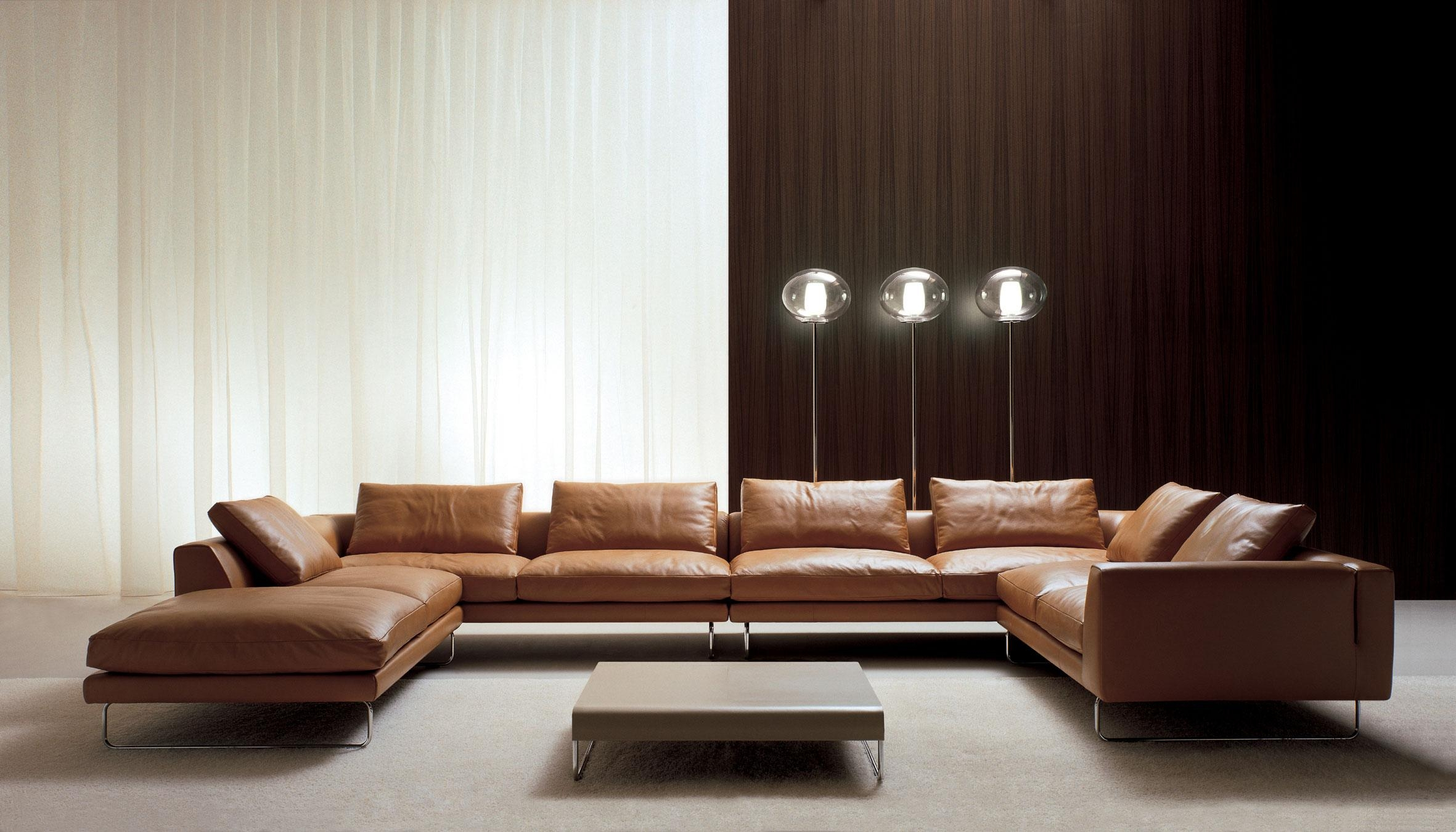 27 ~ Images Remarkable Italian Sofa Model Idea. Ambito.co in Leather Modular Sectional Sofas
