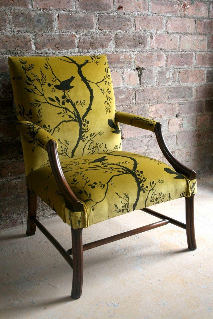 288 Best Armchairs And Sofas Images On Pinterest | Armchairs regarding Yellow Chintz Sofas