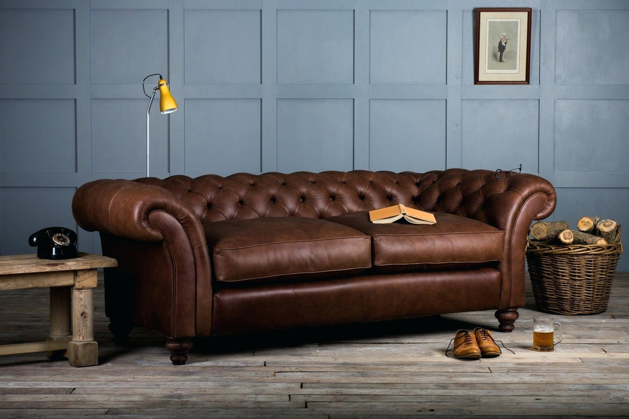 3 Seater Recliner Leather Sofa - Leather Sectional Sofa with regard to Full Grain Leather Sofas