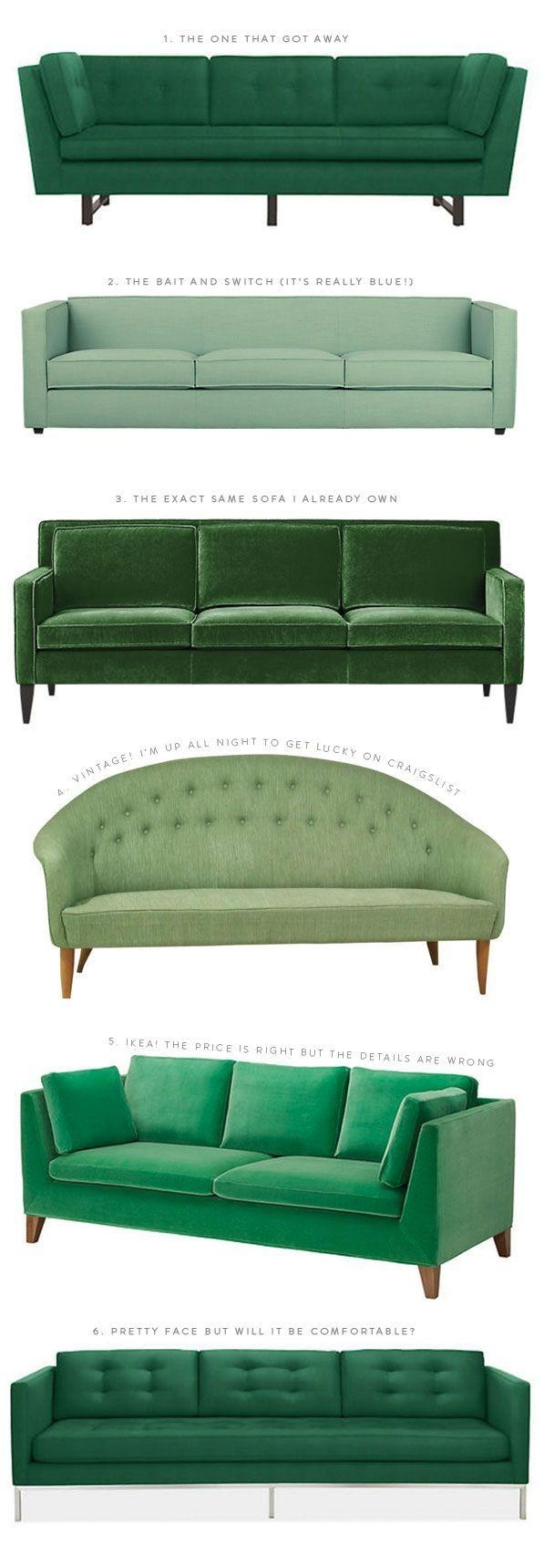 308 Best Sofas & Chairs - Ahhhhh! Images On Pinterest | Sofas within Mint Green Sofas