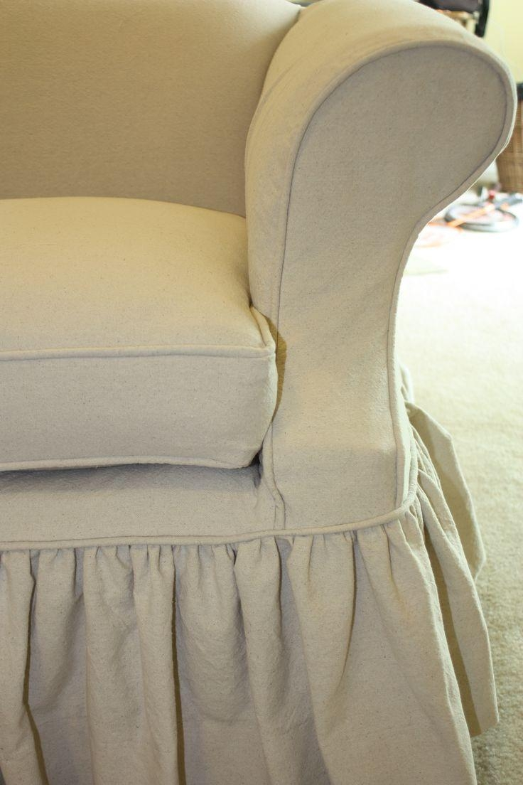 380 Best Slipcovers Images On Pinterest | Slipcovers, Chairs And with Chintz Sofa Covers