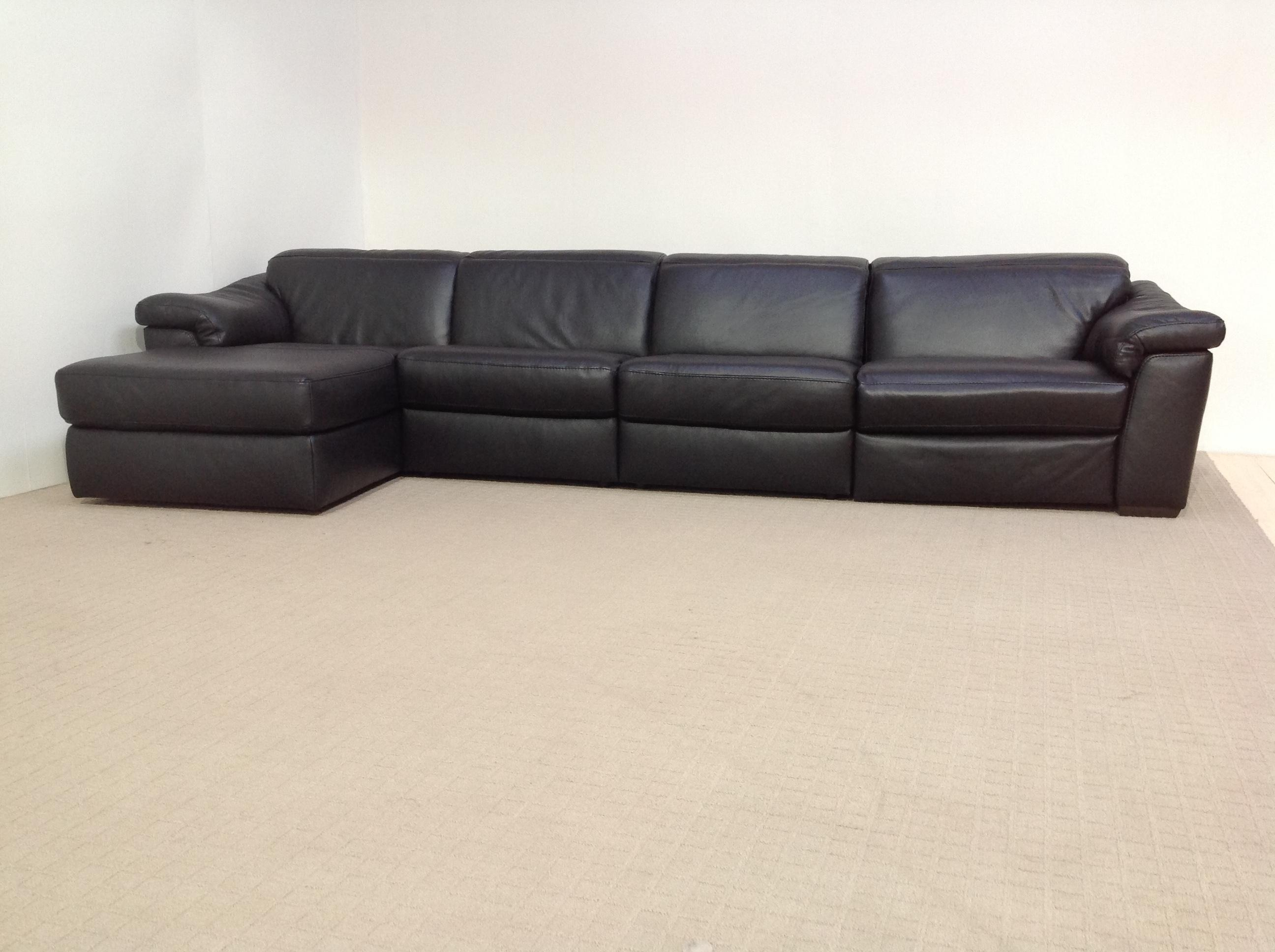 4 Seater Leather Sofas 33 With 4 Seater Leather Sofas Within 4 Seat Sofas (Image 1 of 20)