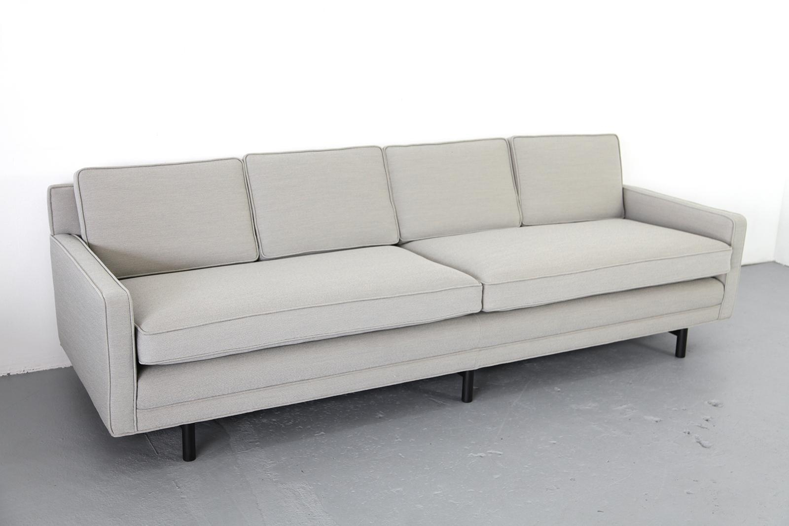 4 Seater Sofapaul Mccobb For Directional For Sale At Pamono Inside 4 Seat Sofas (Image 3 of 20)