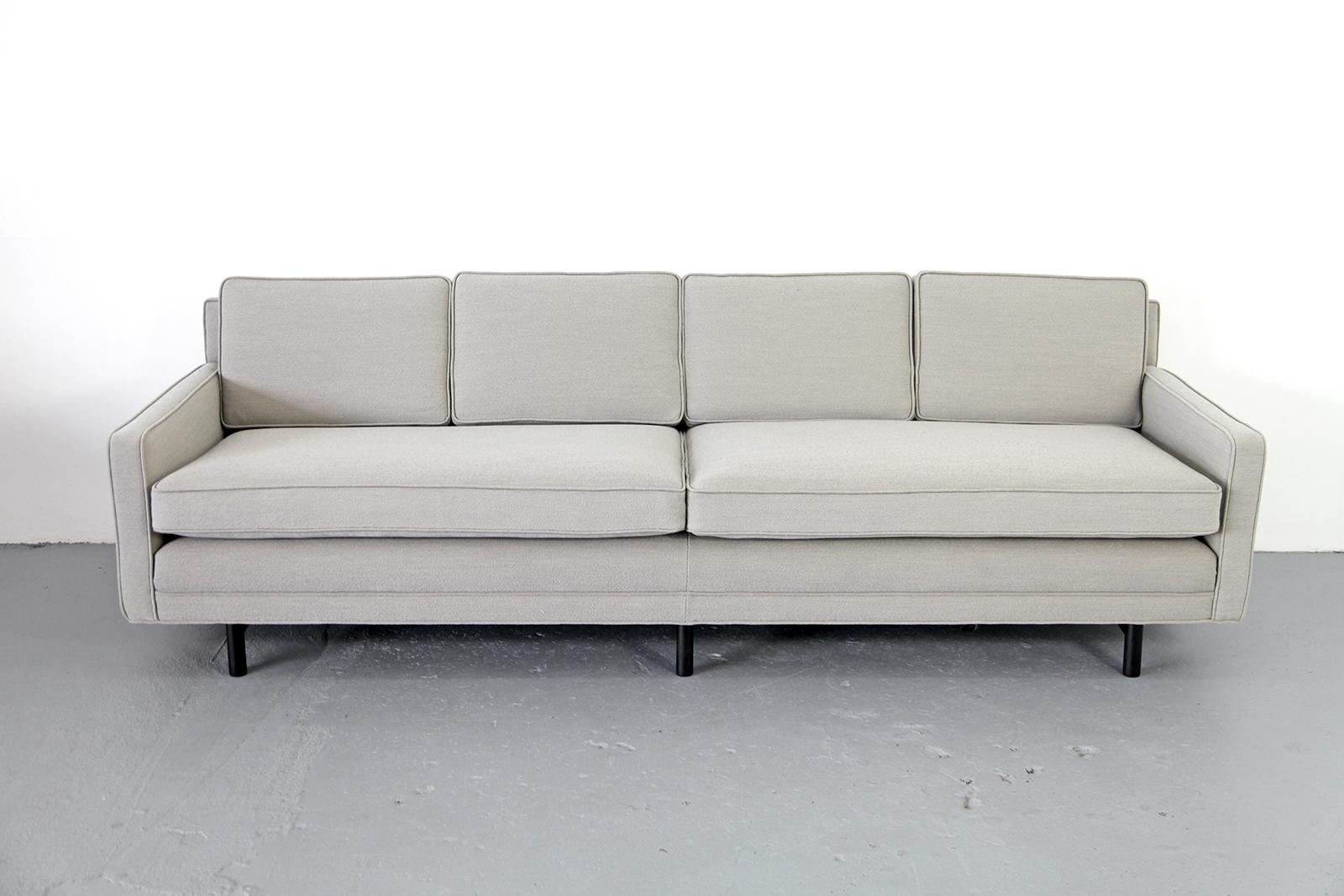 4-Seater Sofapaul Mccobb For Directional For Sale At Pamono within Large 4 Seater Sofas