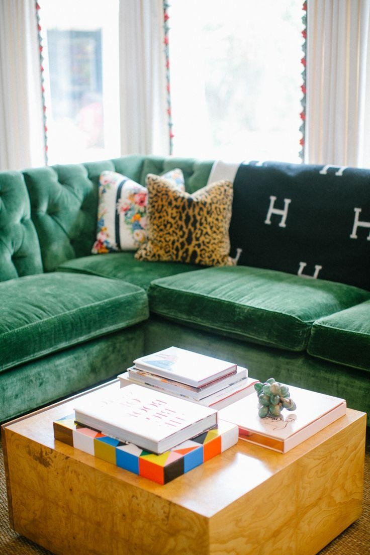 20 best ideas emerald green sofas sofa ideas for Emerald green sectional sofa