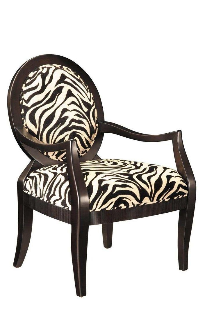 40 Best Zebra Chairs Images On Pinterest | Zebra Chair, Zebras And Throughout Kids Sofa Chair And Ottoman Set Zebra (Image 1 of 20)