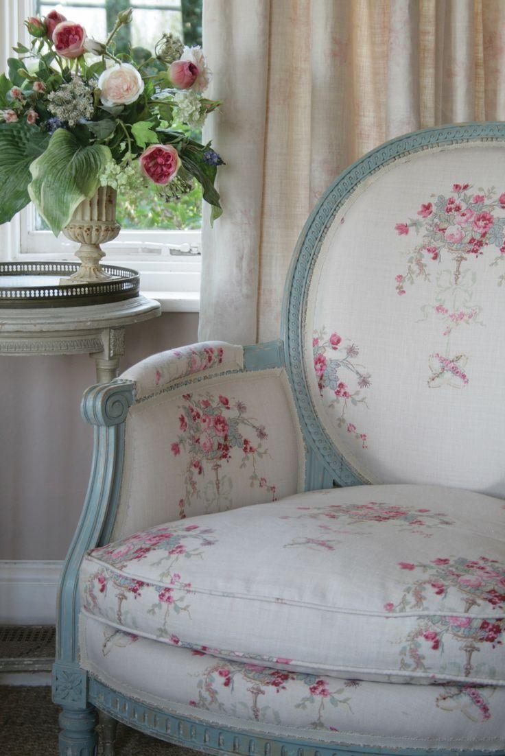 483 Best Englishchintz Images On Pinterest | Designers Guild Throughout Chintz Floral Sofas (Image 6 of 22)
