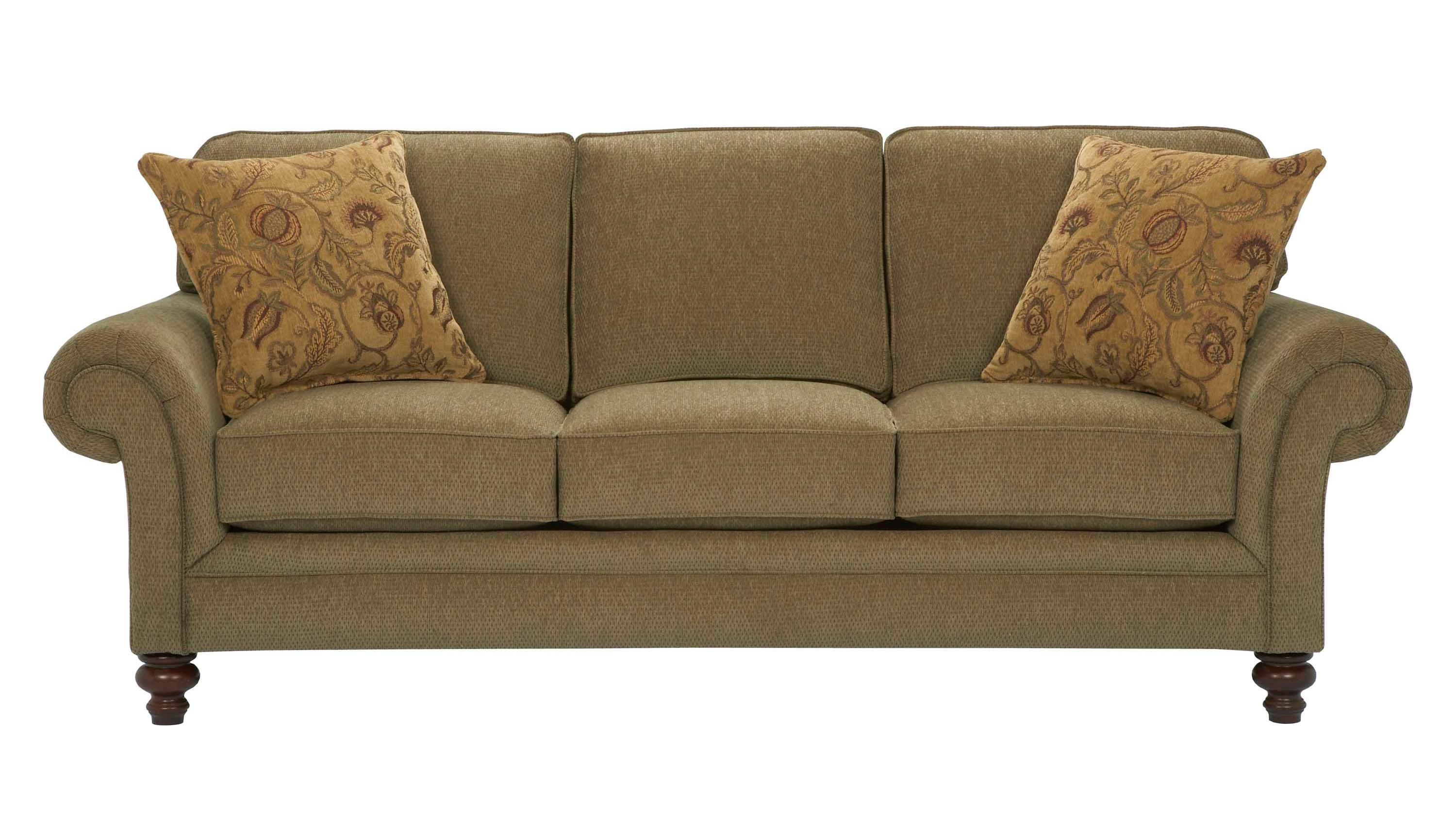 50 Broyhill Sectional Sofa, Broyhill Furniture Audrey Sofa 37623 With Broyhill Perspectives Sofas (Image 1 of 20)