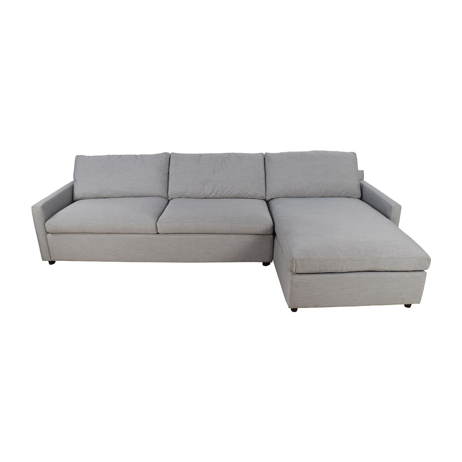50% Off - Abc Carpet And Home Abc Carpet & Home Cobble Hill Lucali within Cobble Hill Sofas