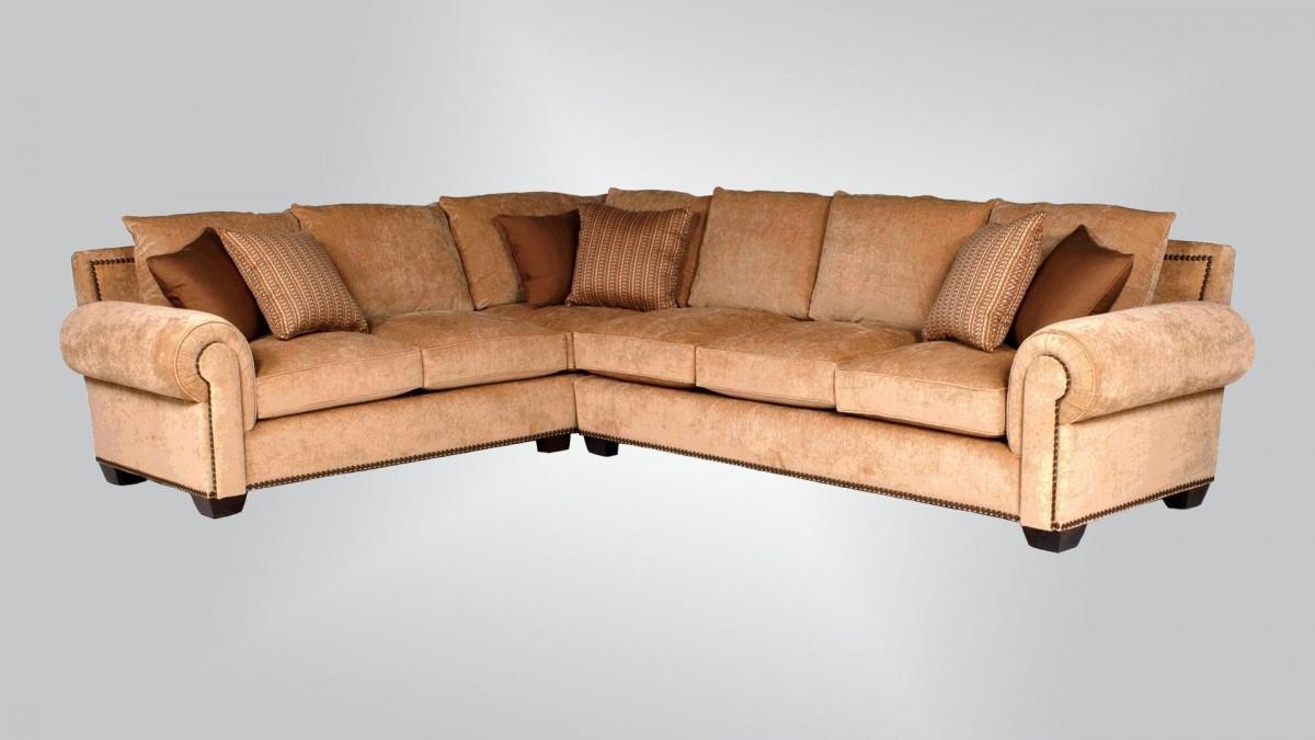 568 – Sectional – Burton James For Burton James Sectional Sofas (View 9 of 20)