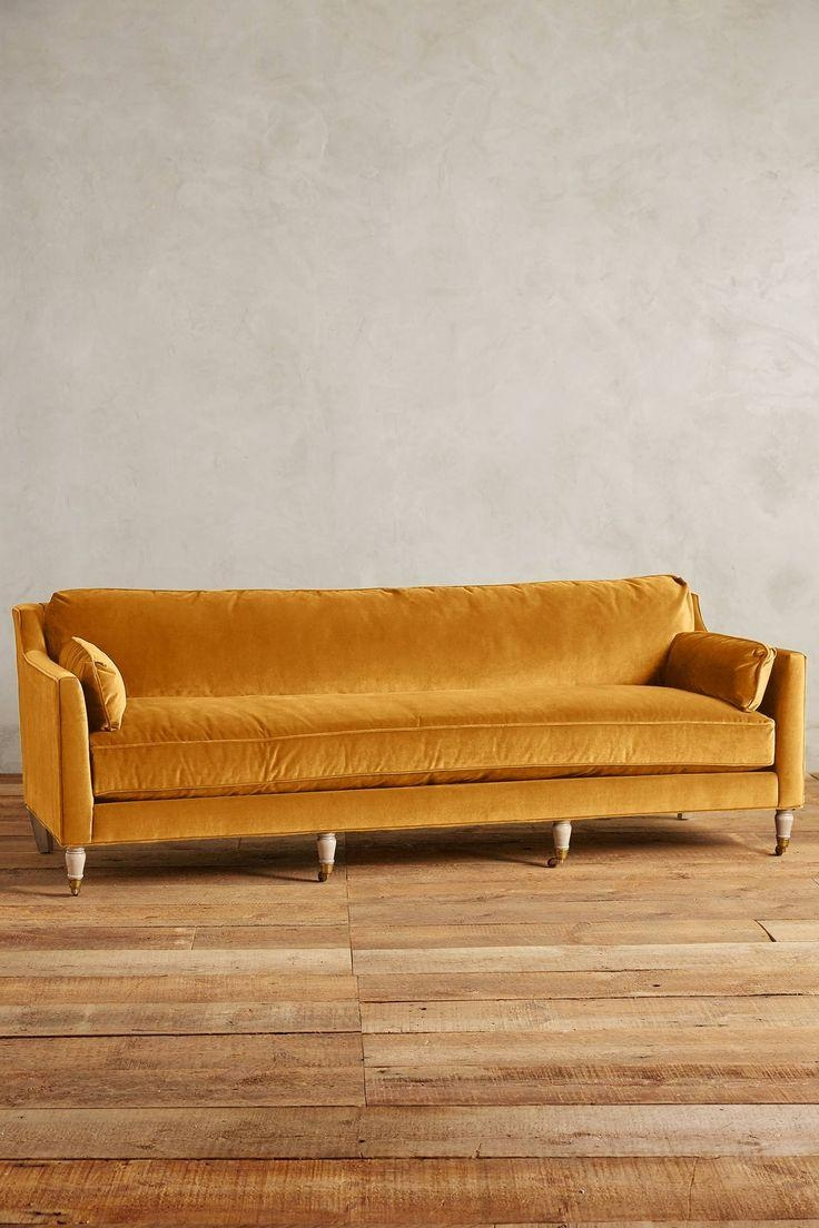 58 Best Tuxedo Sofas Images On Pinterest | Sofas, Tuxedos And Armchair regarding Yellow Chintz Sofas