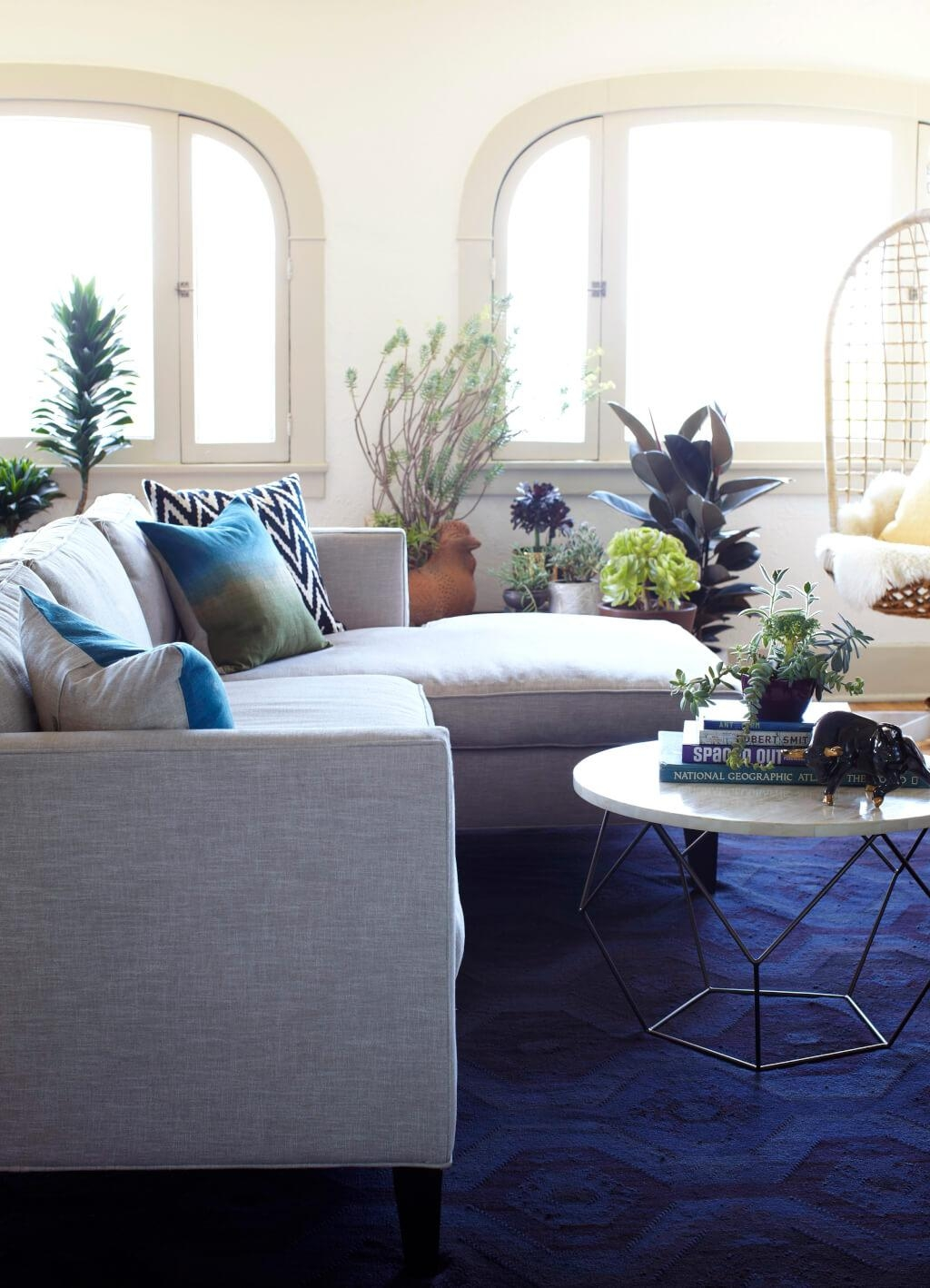 58 Kid Friendly Sectionals - Emily Henderson with Emily Sofas