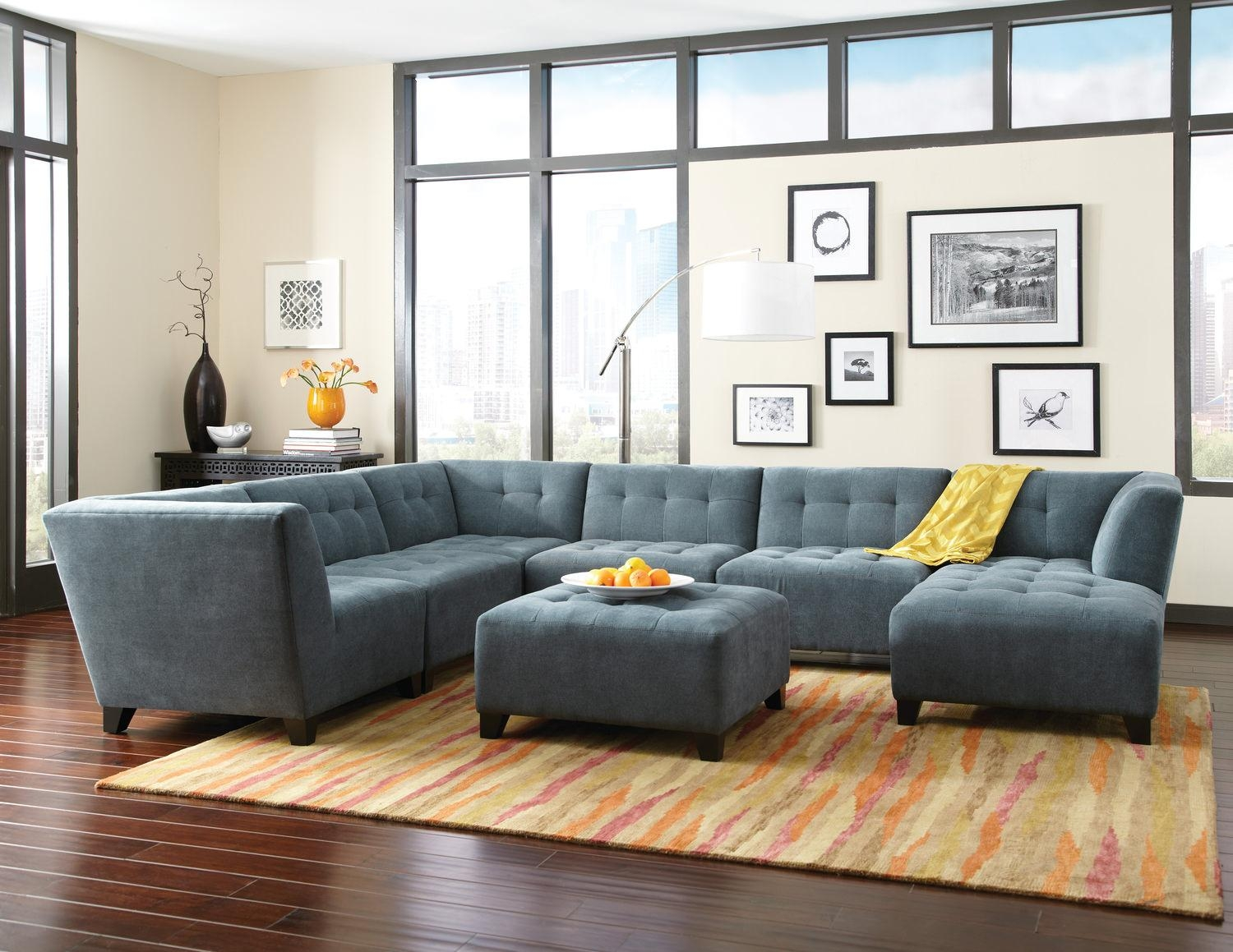 6 Piece Sectional Sofa | Best Sofas Ideas – Sofascouch With 6 Piece Sectional Sofas Couches (Image 3 of 20)