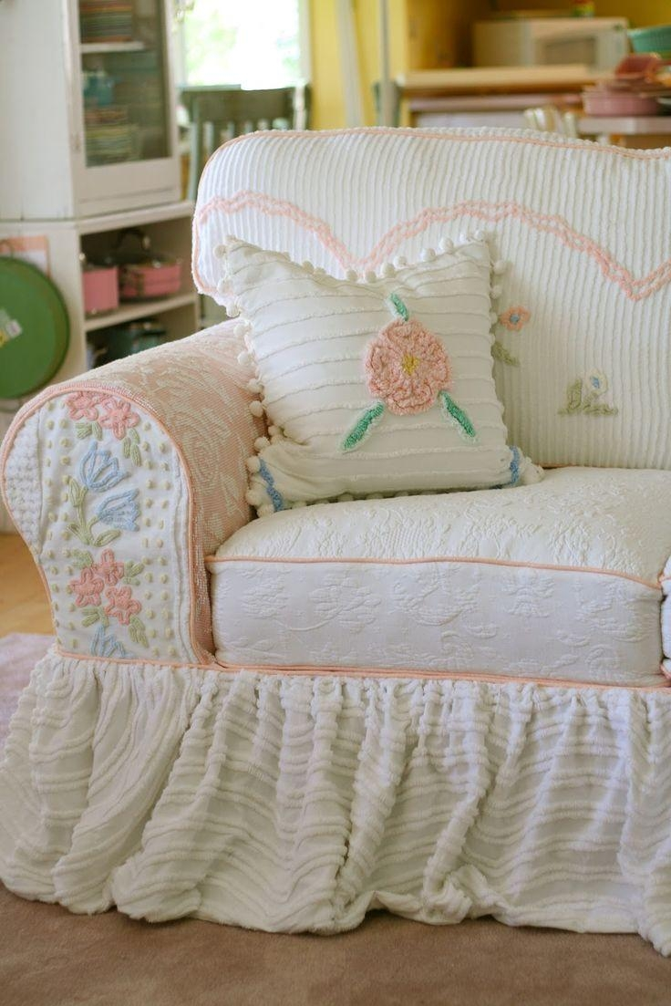 61 Best Couch Cover Images On Pinterest | Couch Covers, Slipcovers with regard to Chintz Sofa Covers