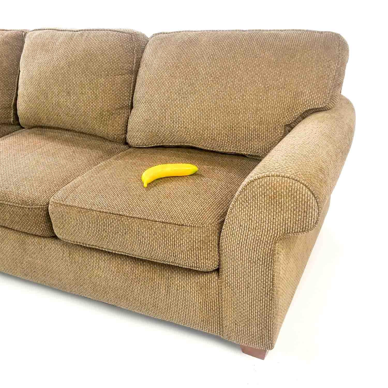 63% Off – Bloomingdale's Bloomingdale's Large Sofa / Sofas Inside Bloomingdales Sofas (Image 6 of 20)