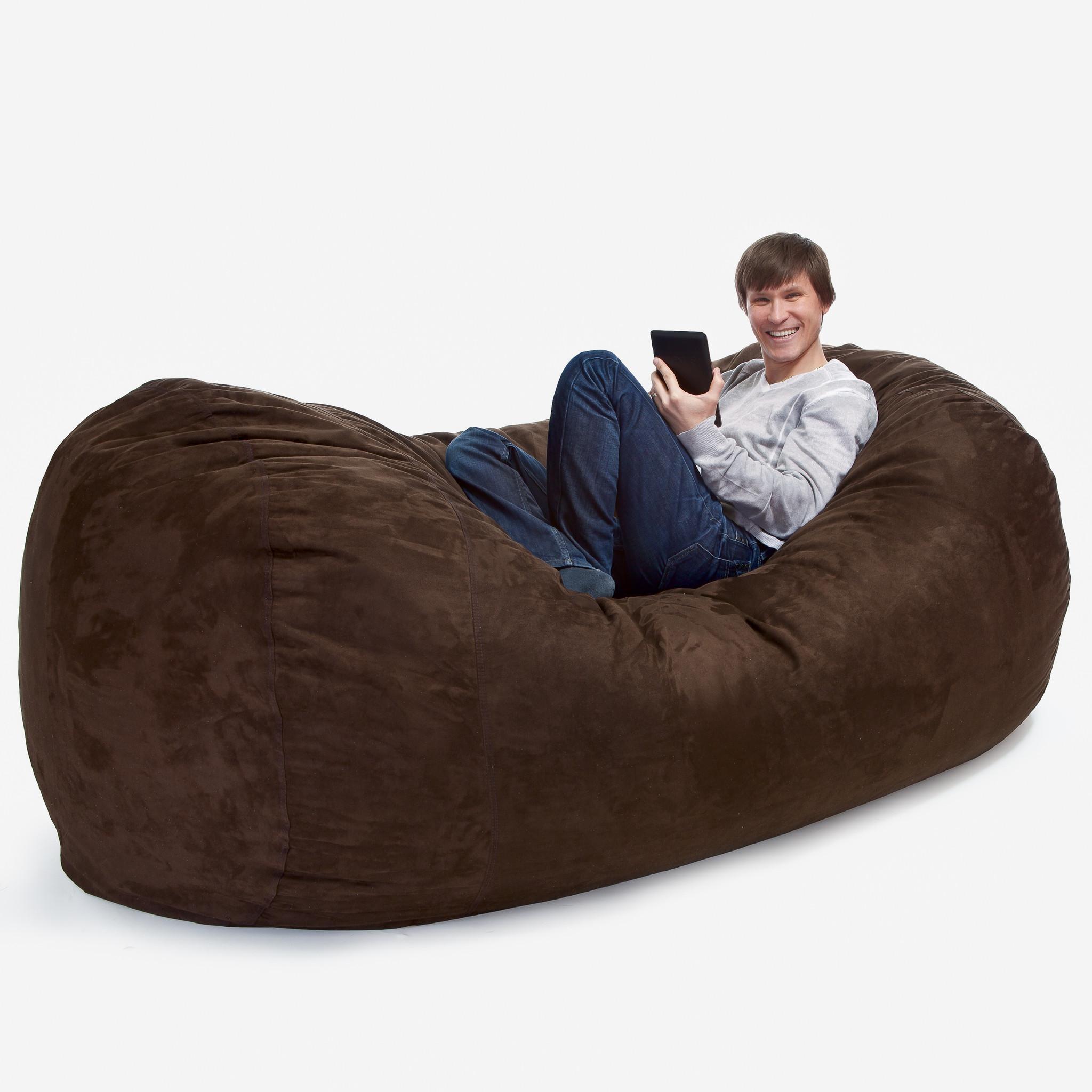7 Classy, Adult Bean Bags -Room & Bath regarding Bean Bag Sofa Chairs
