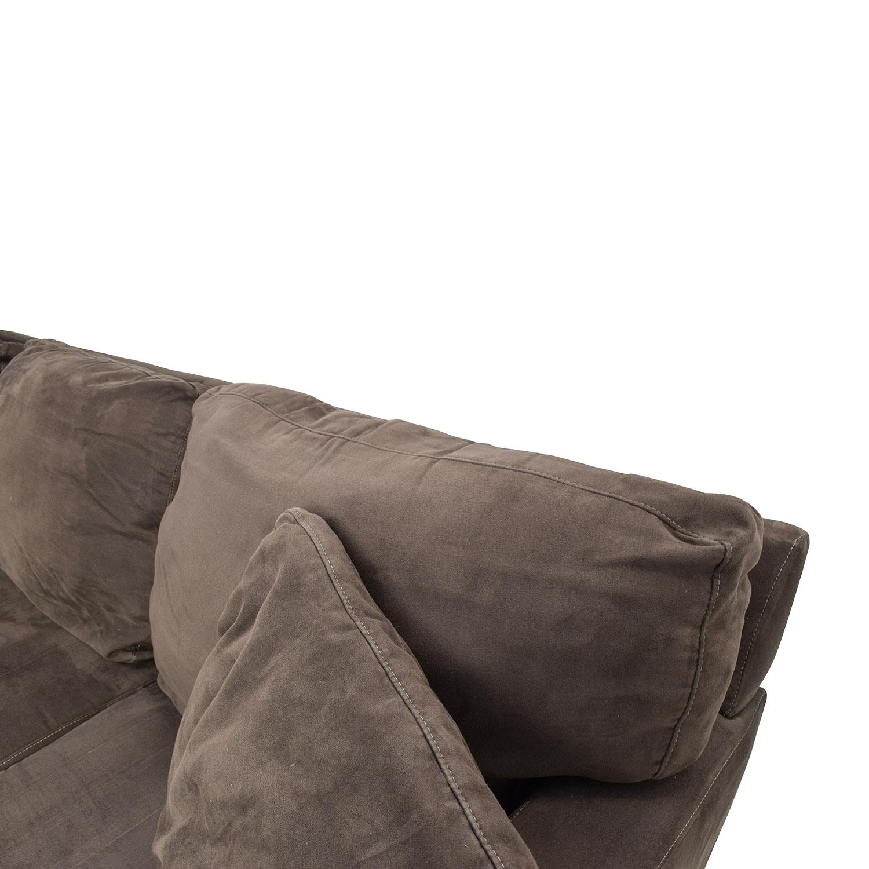 70% Off - Cindy Crawford Home Cindy Crawford Bailey Microfiber with Cindy Crawford Microfiber Sofas
