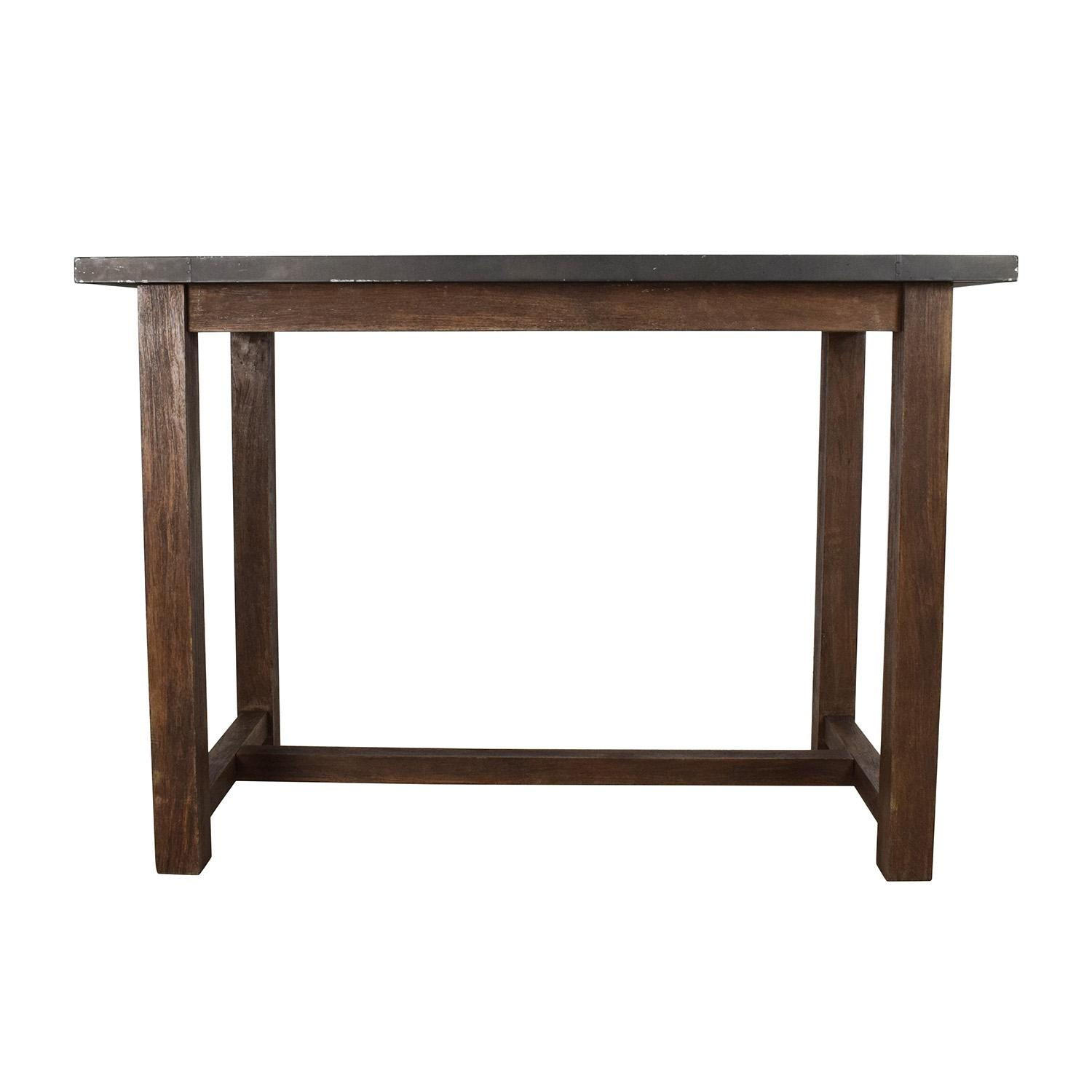 71% Off - Crate And Barrel Crate And Barrel Wood Conference Table for Crate and Barrel Sofa Tables