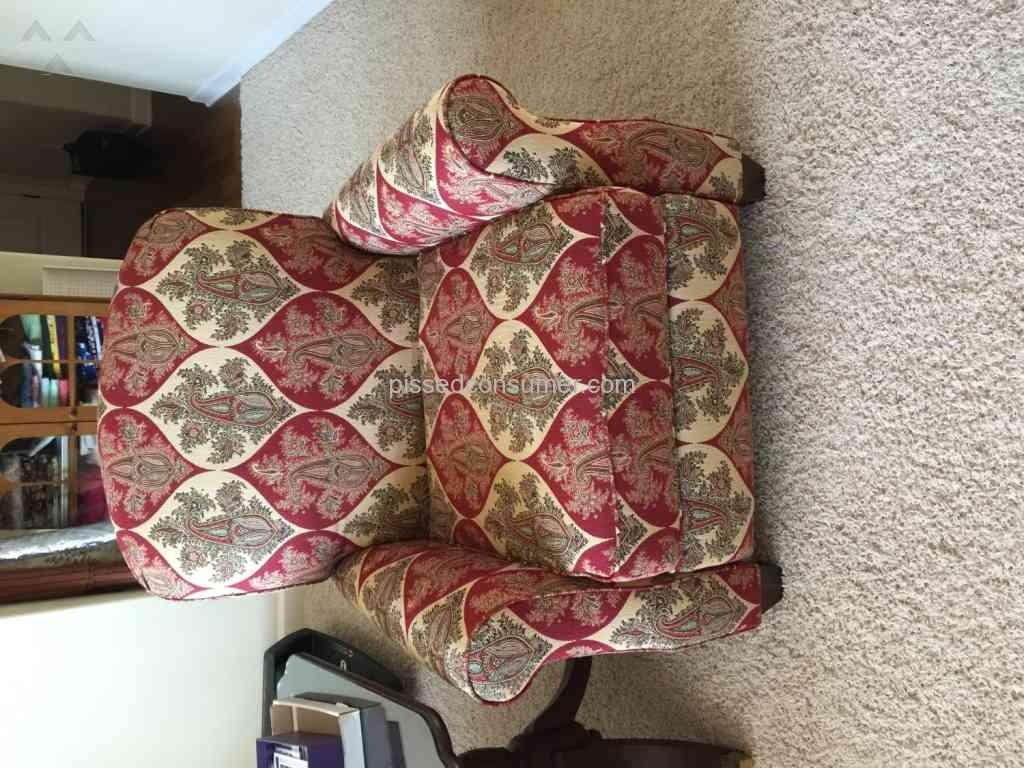 8 Alan White Furniture Reviews And Complaints @ Pissed Consumer Pertaining To Alan White Loveseats (View 6 of 20)