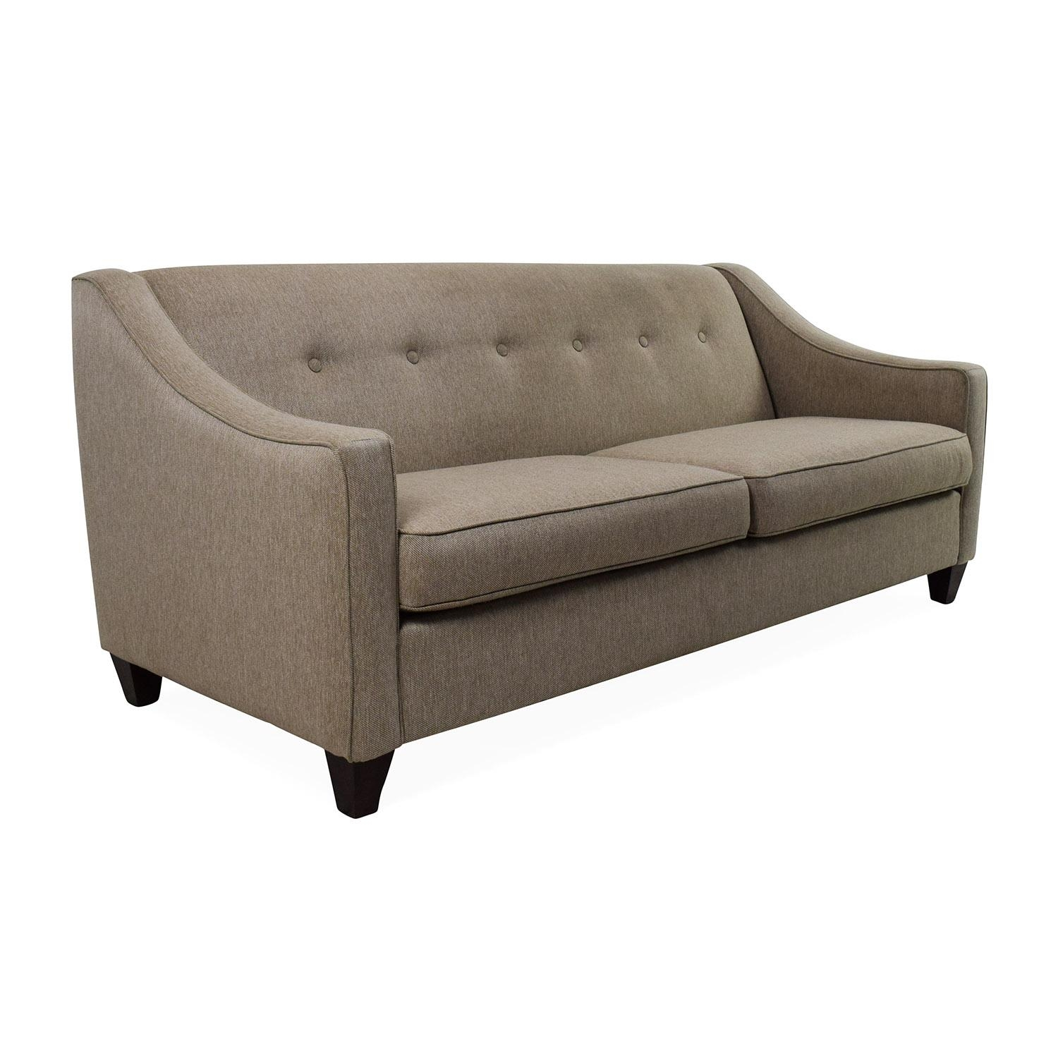 81% Off - Raymour And Flanigan Raymour & Flanigan Ashton Sofa / Sofas intended for Ashton Sofas