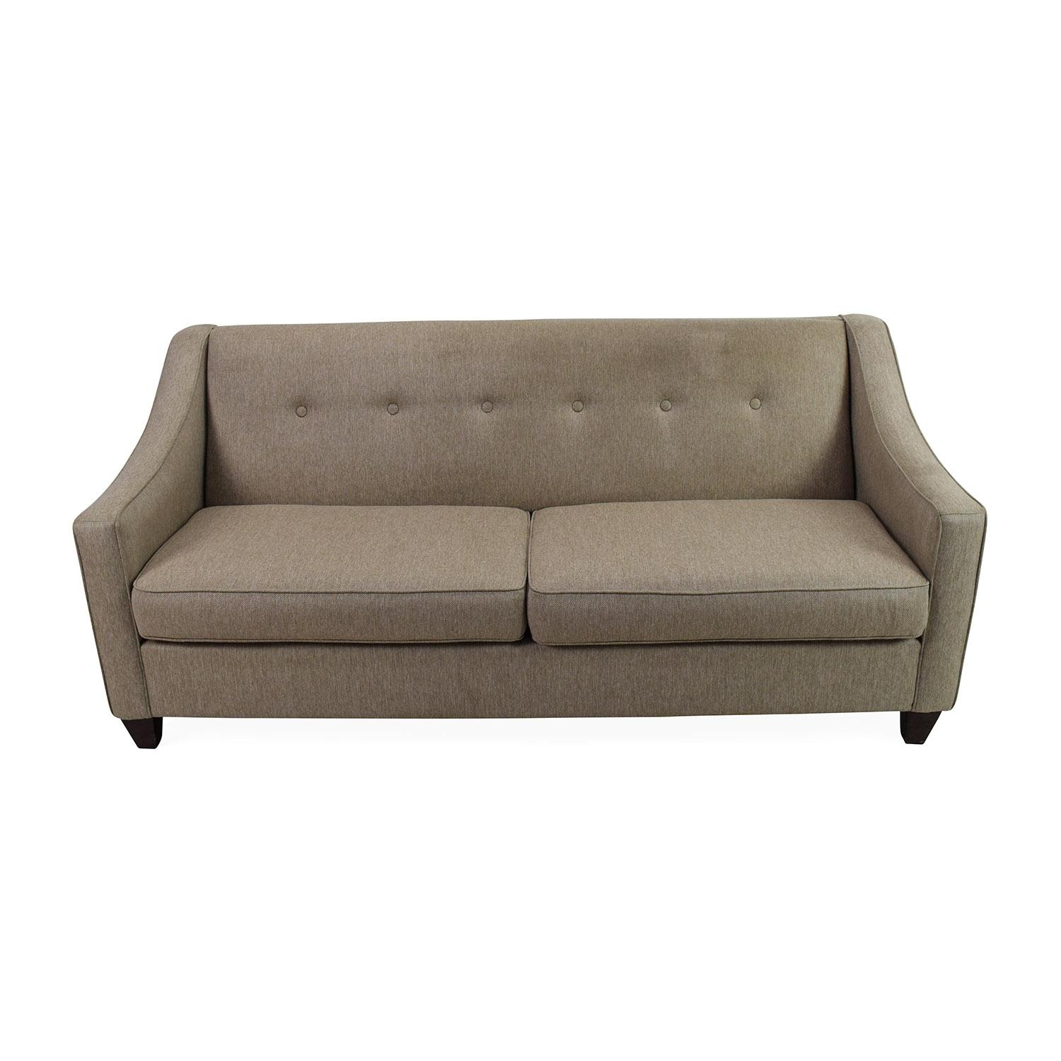 81% Off - Raymour And Flanigan Raymour & Flanigan Ashton Sofa / Sofas regarding Ashton Sofas