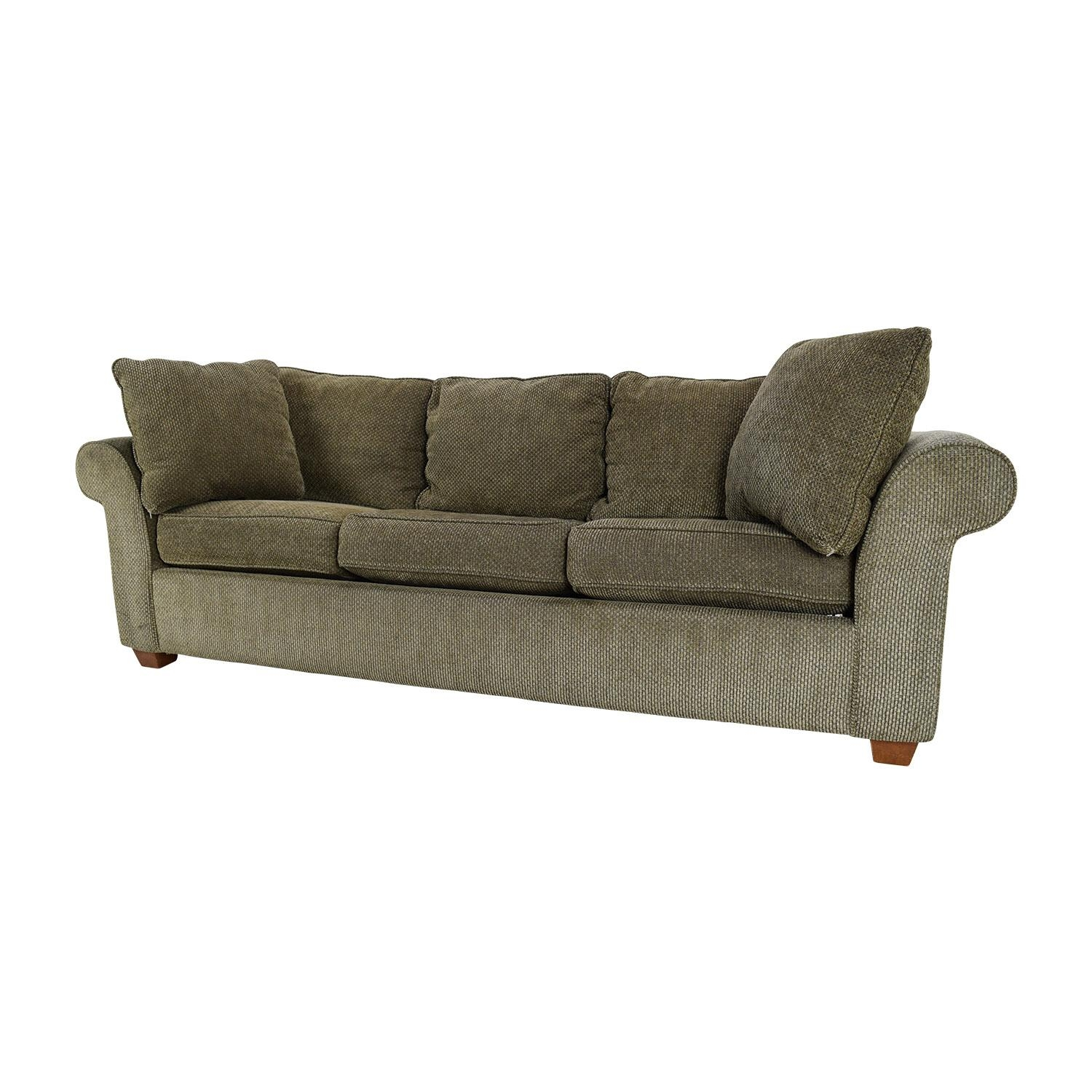 82% Off - Bloomingdale's Bloomingdale's Pullout Sofa / Sofas inside Bloomingdales Sofas