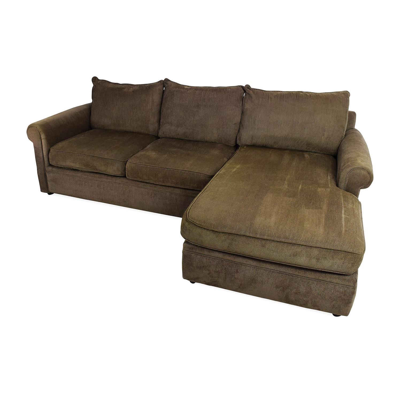 83% Off – Bloomingdales Bloomingdale's Sectional / Sofas In Bloomingdales Sofas (Image 12 of 20)