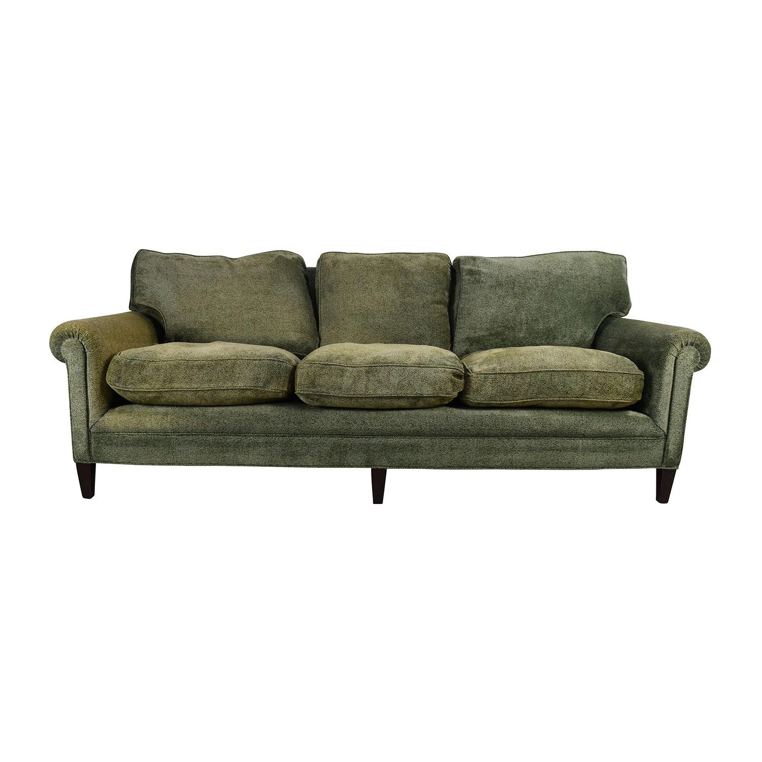 84% Off – Thomas Alexander Thomas Alexander Classic Sofa / Sofas With Regard To Classic Sofas For Sale (Image 4 of 20)