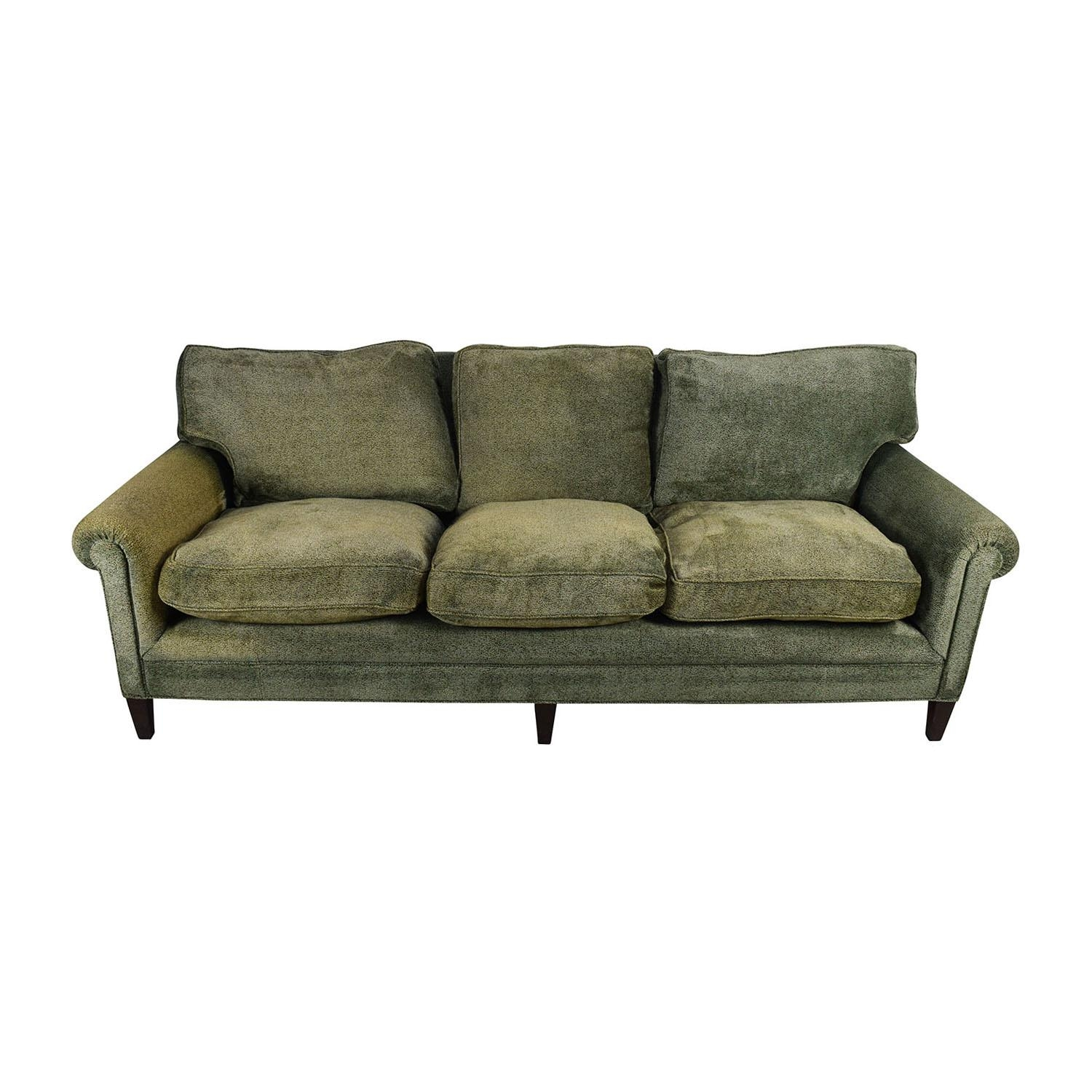 89% Off – George Smith George Smith Classic English Style Sofa / Sofas Intended For Classic Sofas For Sale (Photo 6 of 20)