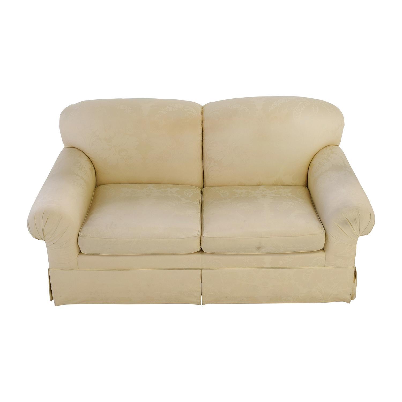 90% Off - Ralph Lauren Ralph Lauren Silk Brocade Oversized inside Brocade Sofas