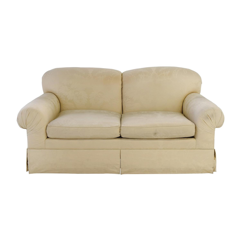 90% Off - Ralph Lauren Ralph Lauren Silk Brocade Oversized regarding Brocade Sofas