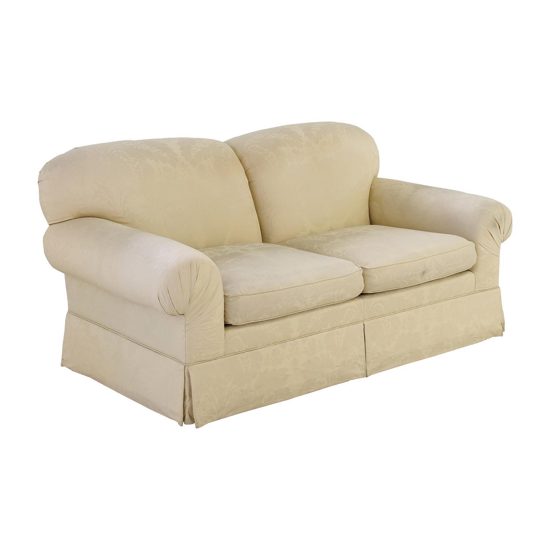 90% Off - Ralph Lauren Ralph Lauren Silk Brocade Oversized with regard to Brocade Sofas