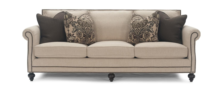 92″ Brae Sofa | Hom Furniture | Furniture Stores In Minneapolis intended for Bernhardt Brae Sofas