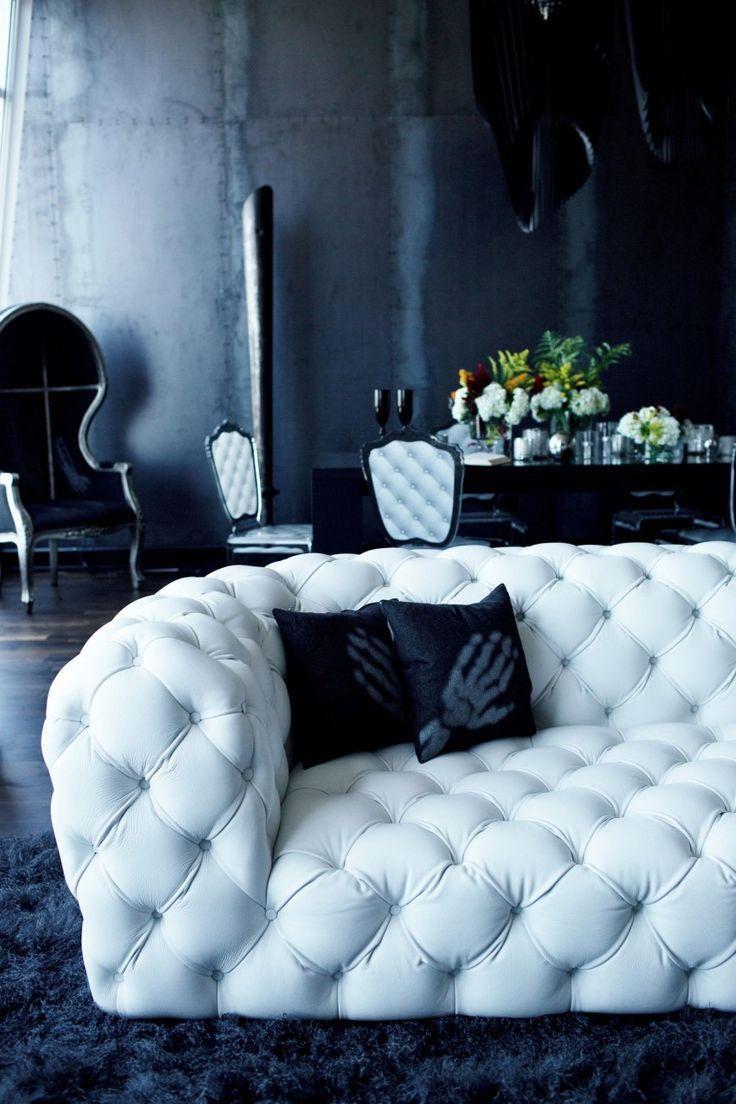 932 Best Gothic Decor Images On Pinterest | Architecture, Haunted within Gothic Sofas