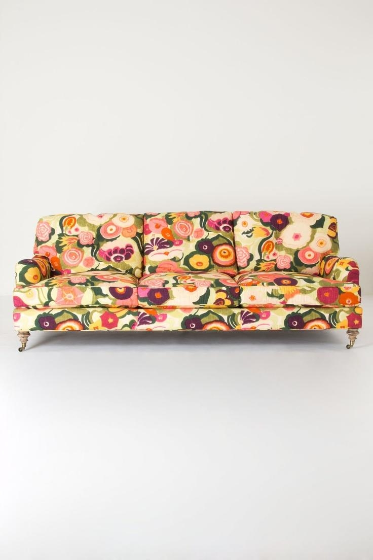 98 Best Sensational Sofas Images On Pinterest | Sofas Inside Chintz Floral Sofas (Image 7 of 22)