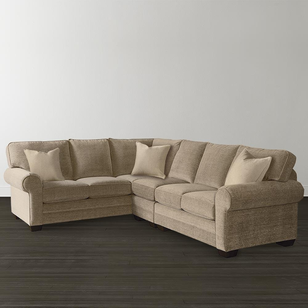 A Sectional Sofa Collection With Something For Everyone Pertaining To Down Filled Sofa Sectional (Image 1 of 15)