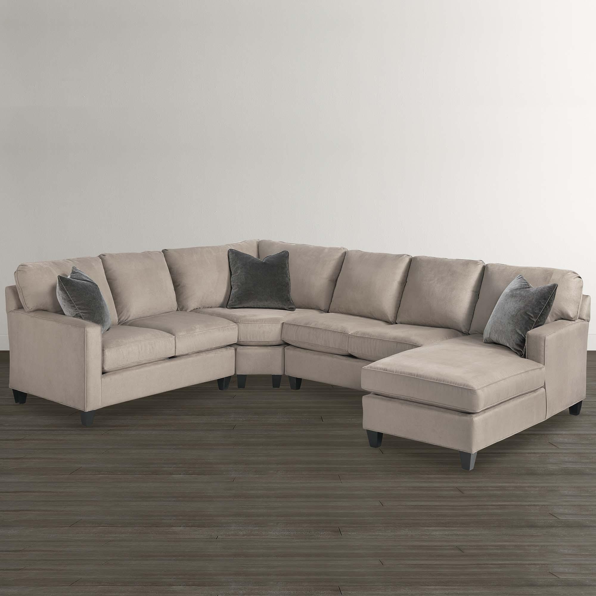 A Sectional Sofa Collection With Something For Everyone Regarding U Shaped Leather Sectional Sofa (Image 1 of 20)