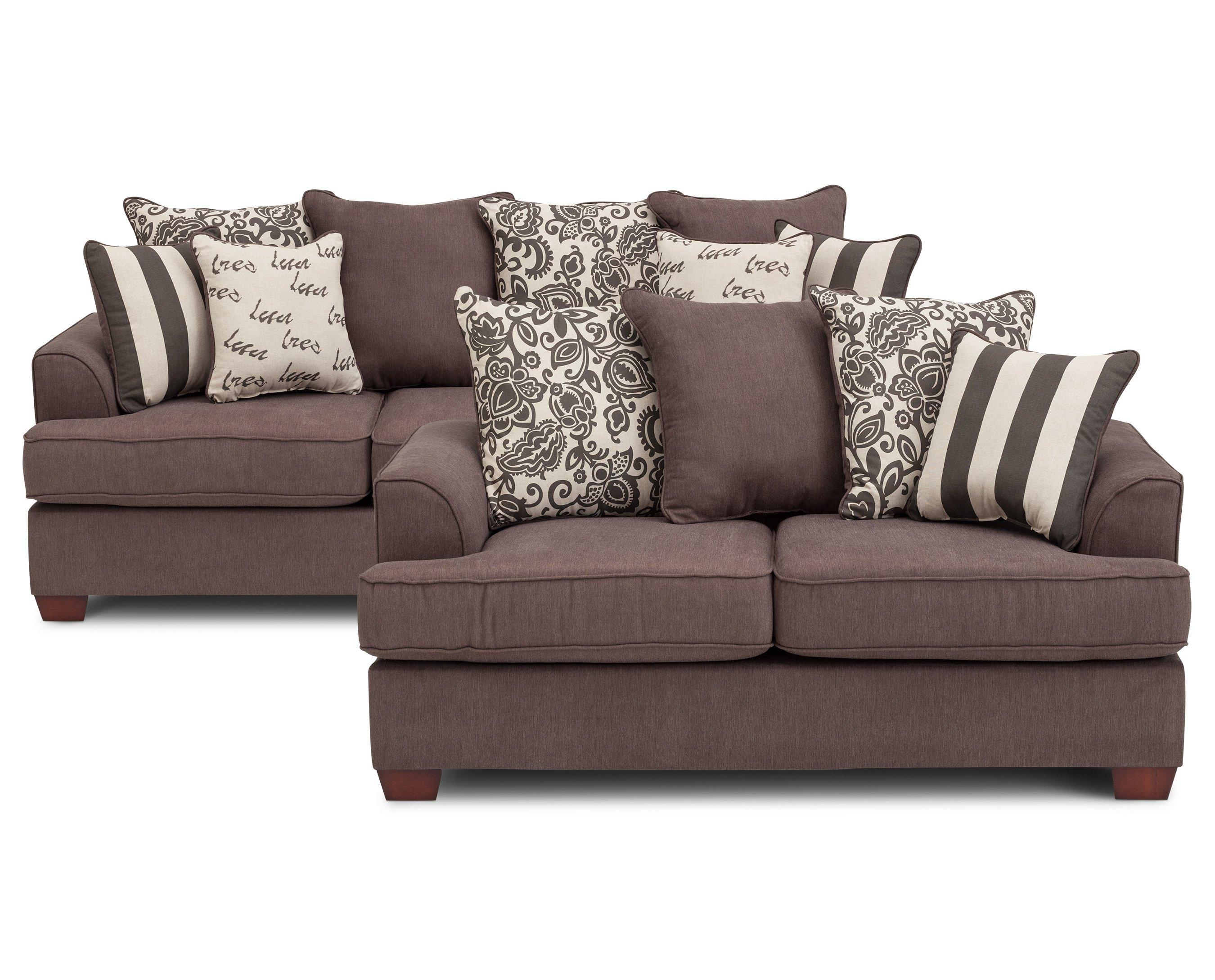 Aberdeen Sofa – Furniture Row With Regard To Sofa Mart Chairs (View 6 of 20)
