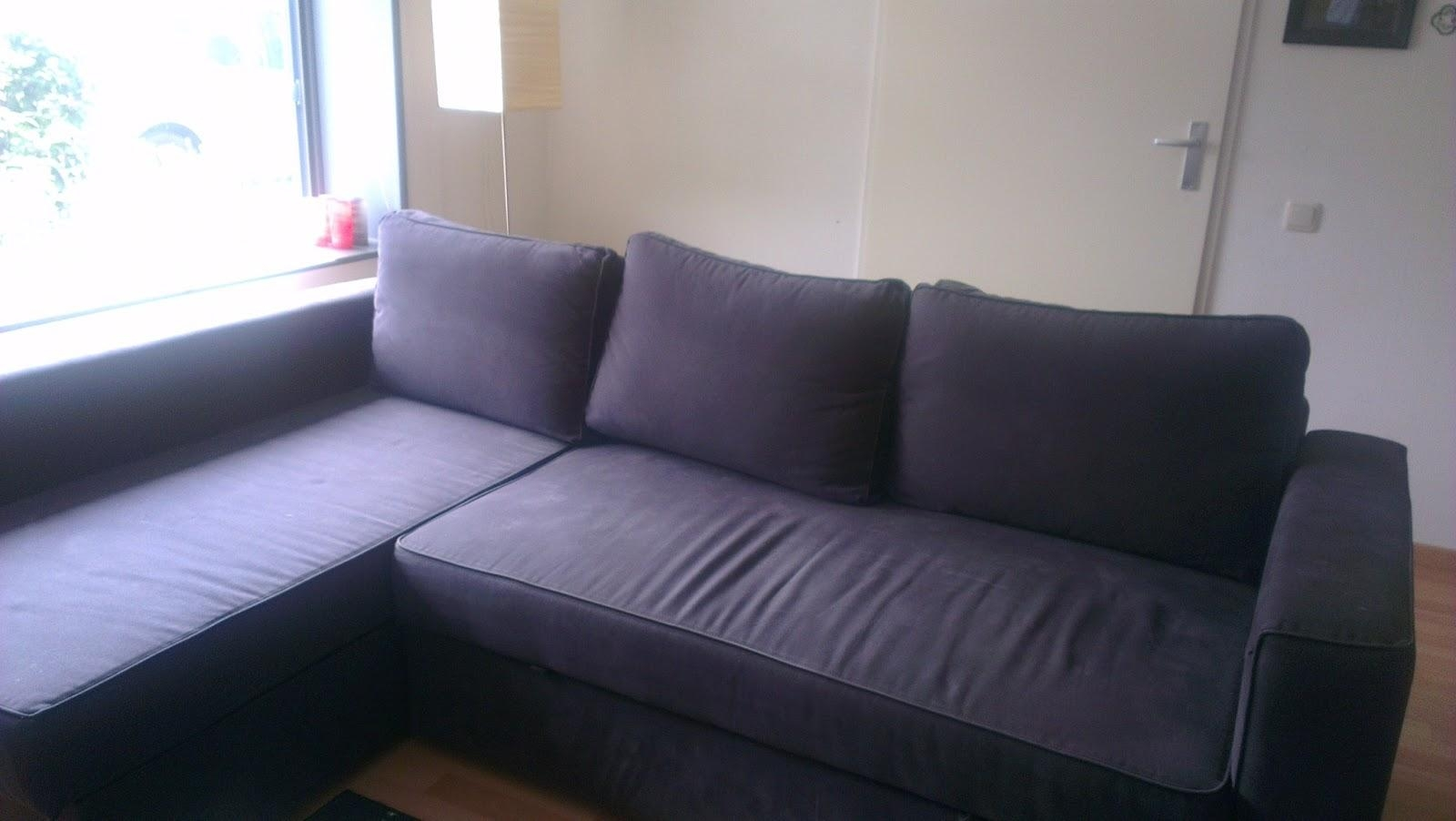 Ace The Adventure: Ikea Vrijdag: Manstad Bank/sofa Pertaining To Manstad Sofa Bed (View 4 of 20)