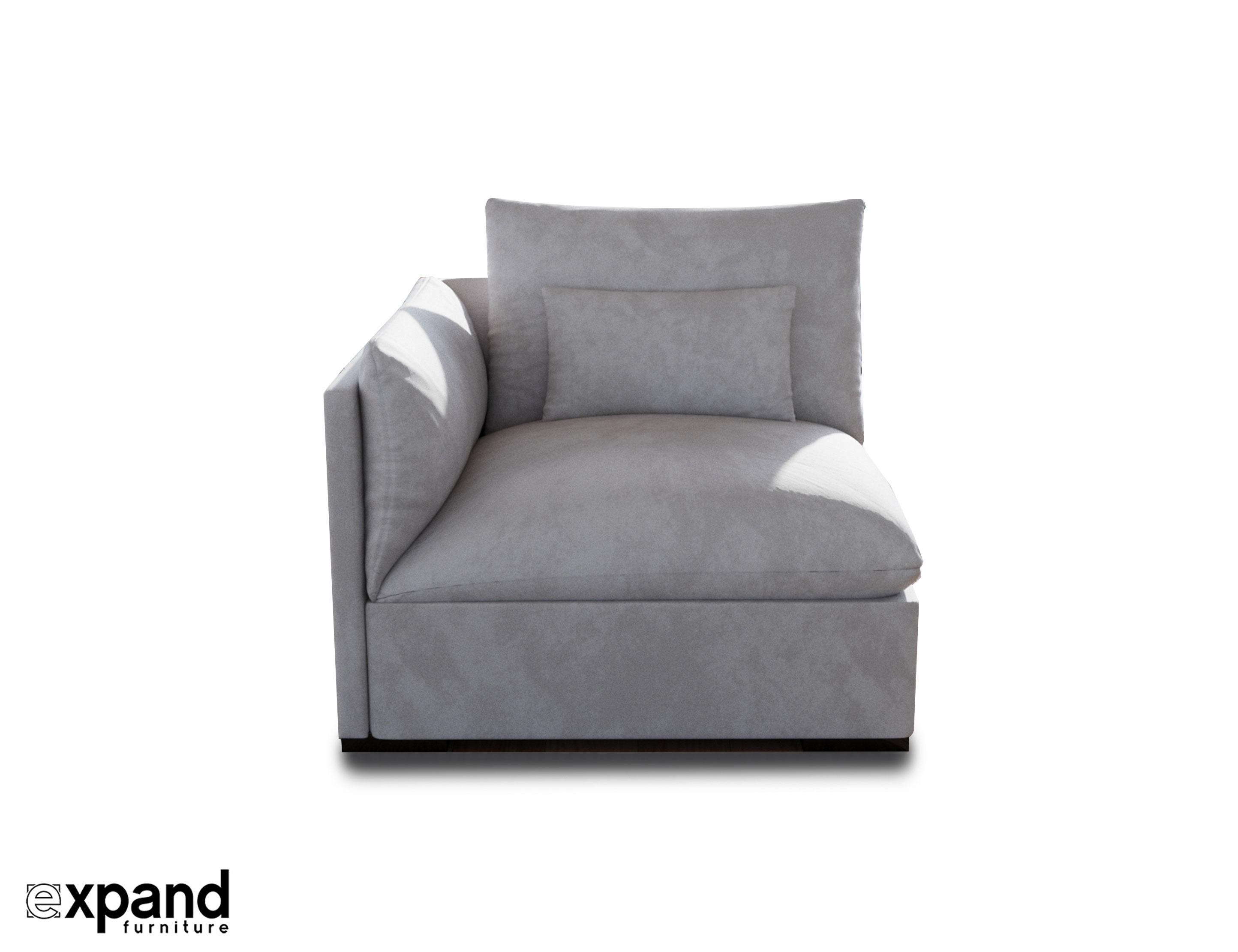 Adagio: Corner Luxury Sofa Module | Expand Furniture – Folding With High End Sofa (Image 3 of 20)