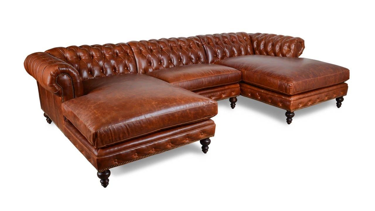 All Leather Sectionals – Cococo Home Regarding Brompton Leather Sectional Sofas (View 11 of 20)