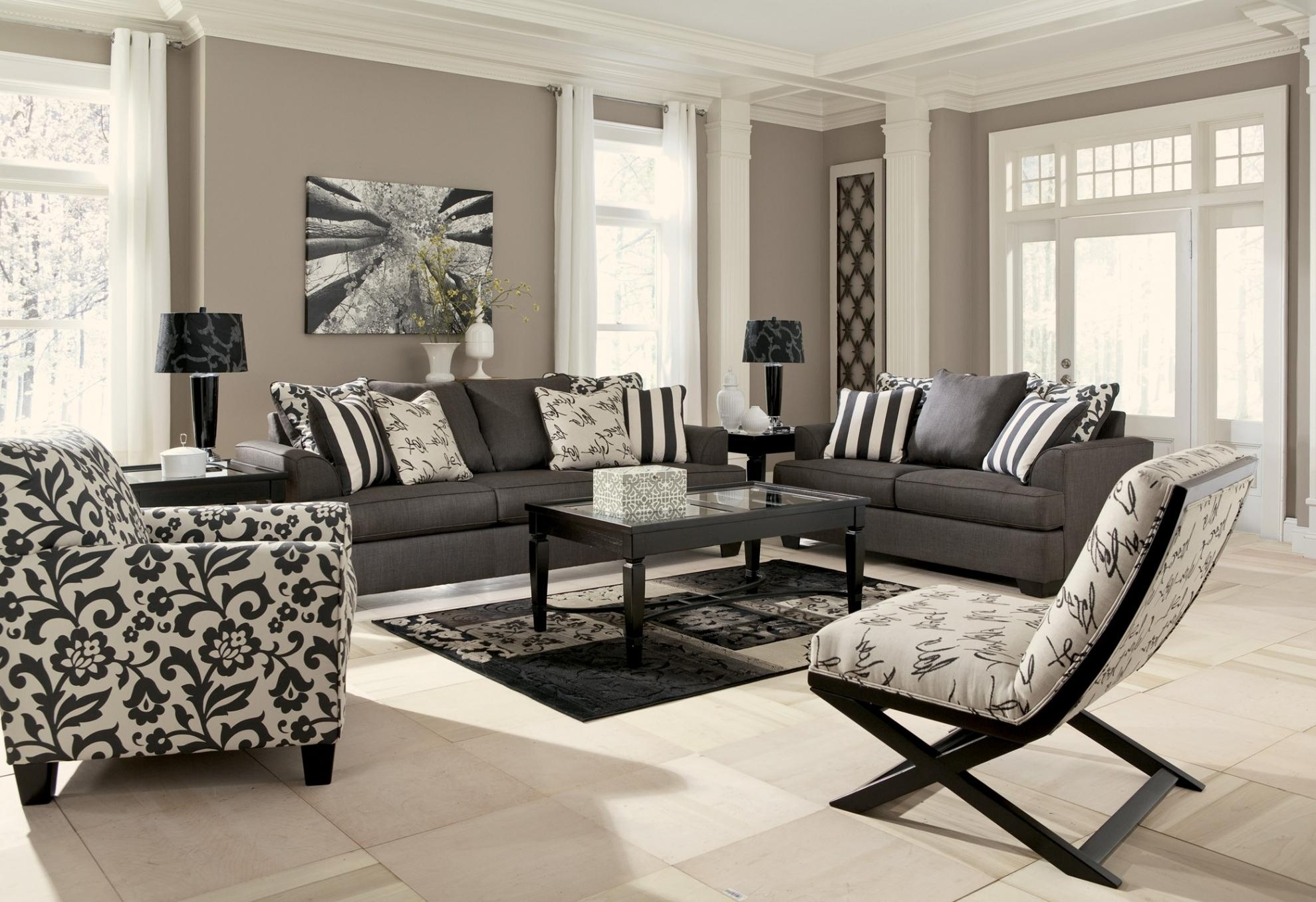 American Drew Jessica Mcclintock Home – The Boutique Collection With Regard To Bradington Truffle (Image 1 of 20)