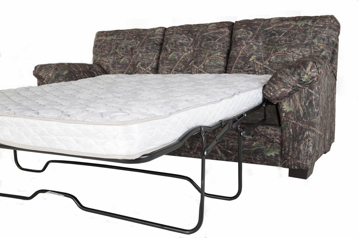 American Furniture Classics Camouflage Sleeper Sofa & Reviews Regarding Camouflage Sofas (View 19 of 20)