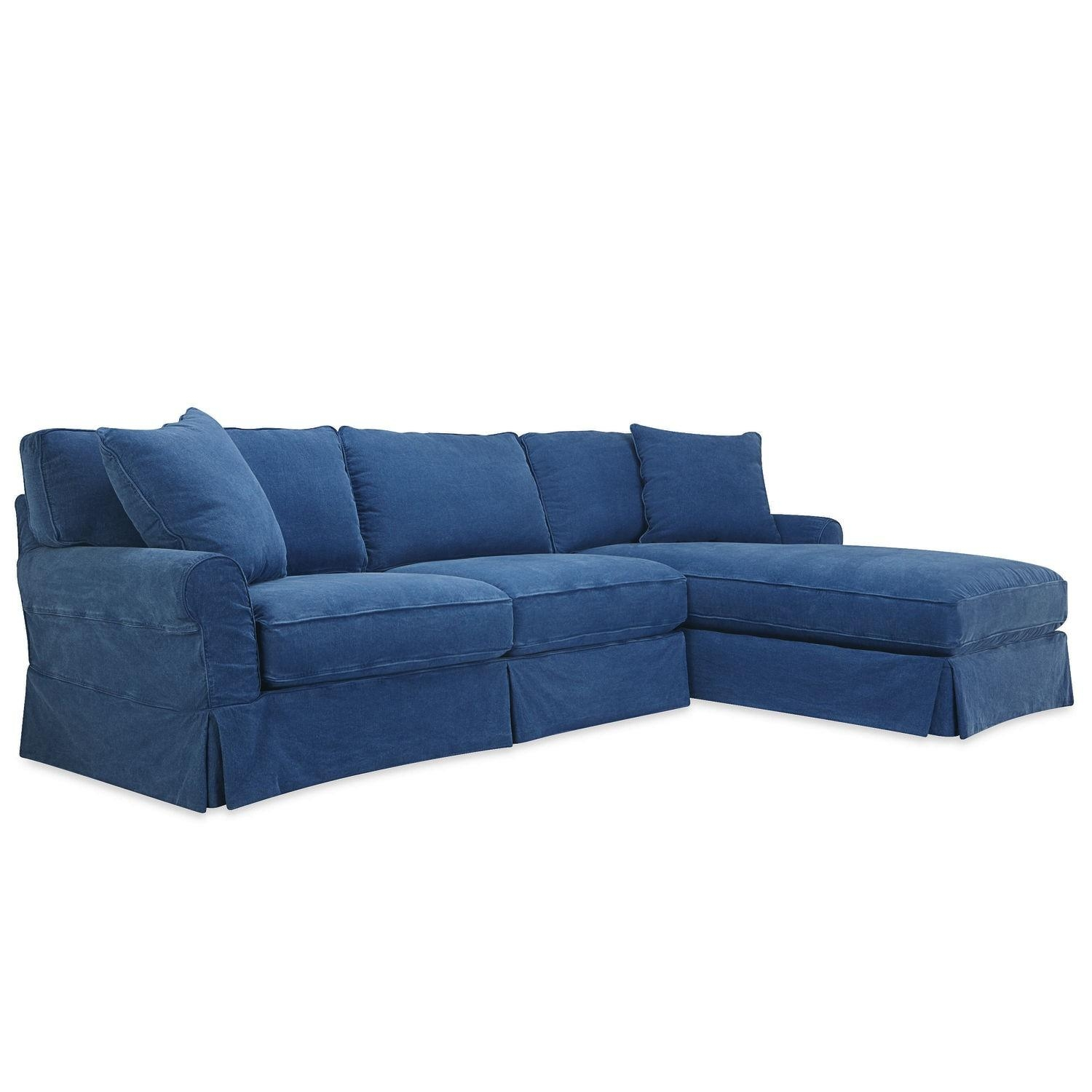 American Furniture | Nantucket Chaise Sectional | Lee Industries For Lee Industries Sectional Sofa (Image 4 of 20)