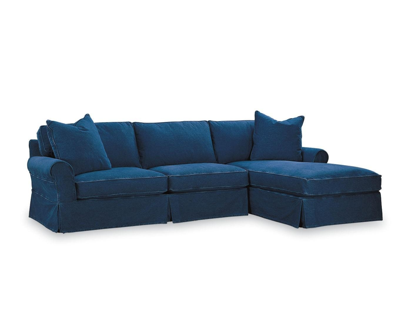 American Furniture | Nantucket Chaise Sectional | Lee Industries Throughout Lee Industries Sectional Sofa (Image 5 of 20)