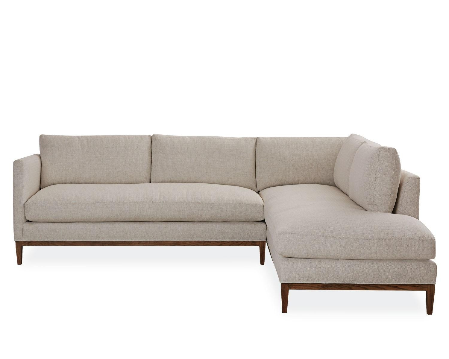 American Furniture | Palm Springs Chaise Sectional | Lee Industries For Lee Industries Sectional (Image 4 of 20)